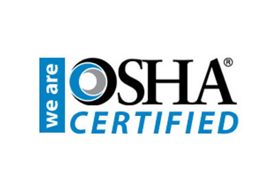 OSHA certification icon